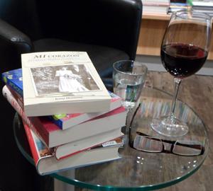 Einschließen und genießen in Ihrer Buchhandlung Lesezeit